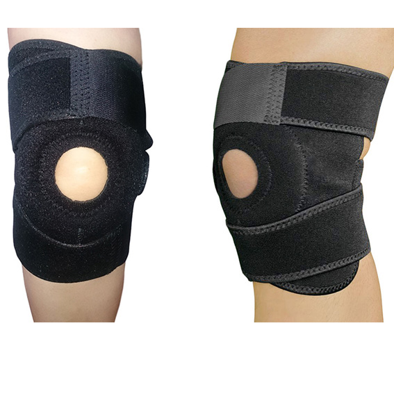 A New Light Knee Brace - Flexible Manner of Support Can Help You